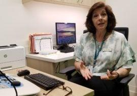 Rose Kilbride, audiologist