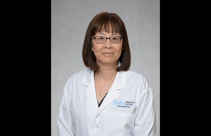 Jennifer Wu, MD, joins Tufts Medical Center Community Care
